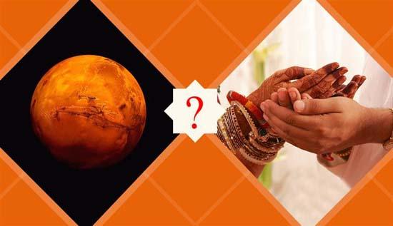 Marriage remedy for Manglik Dosha