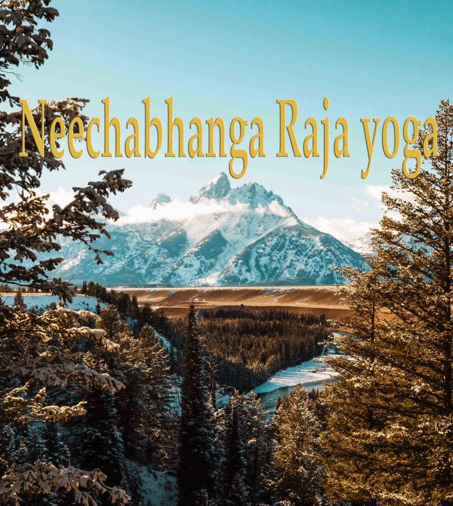 Neechbhanga Raja Yoga - Jothishi