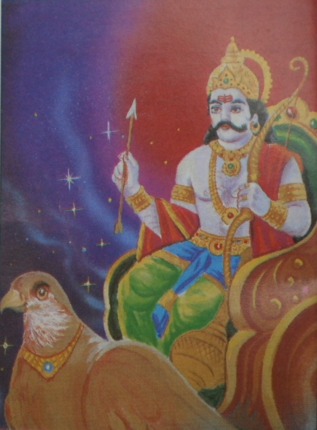Shani can have positive effects when Saturn planets in own house