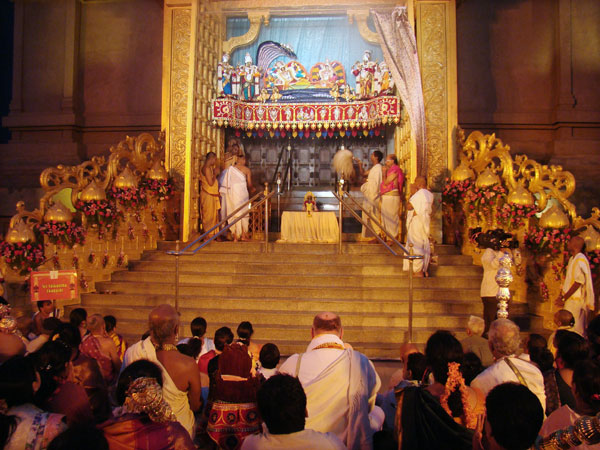 Vaikunta Ekadashi celebrations in ISKCON