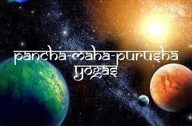 Image of Pancha Mahapurusha yoga