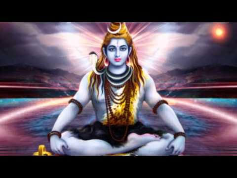 The picture of the supreme Lord Shiva
