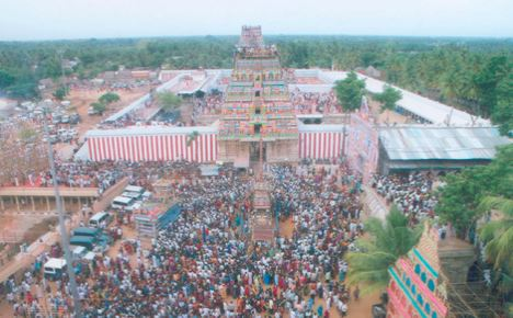 Thirunageswaram Naganathar Temple