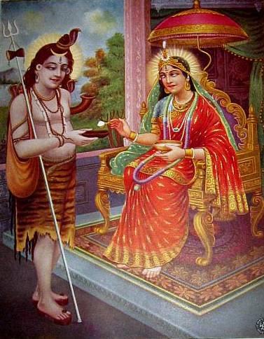 Akshaya Tritiya  - Devi Annapurna