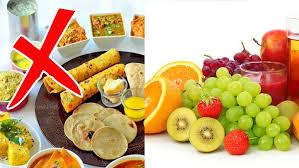 Food to be taken in Ekadashi fast