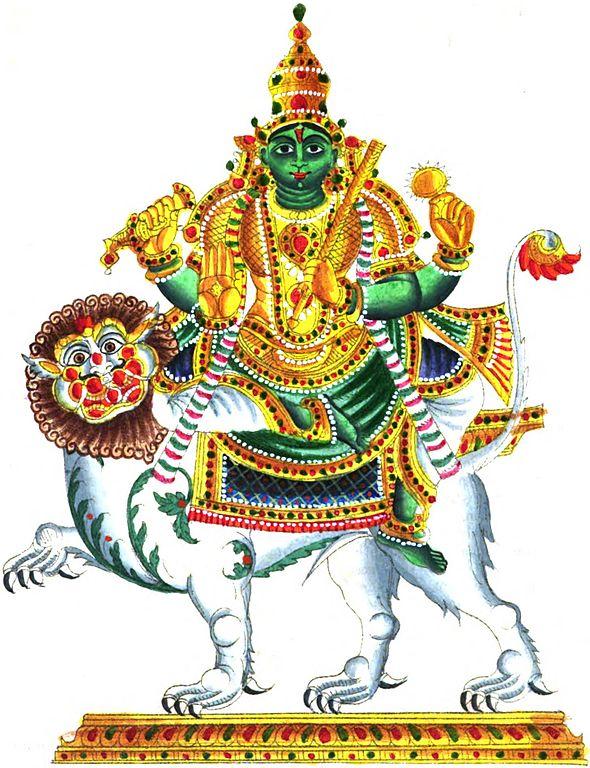 Gandmool Dosha - Pray to Budha Graha