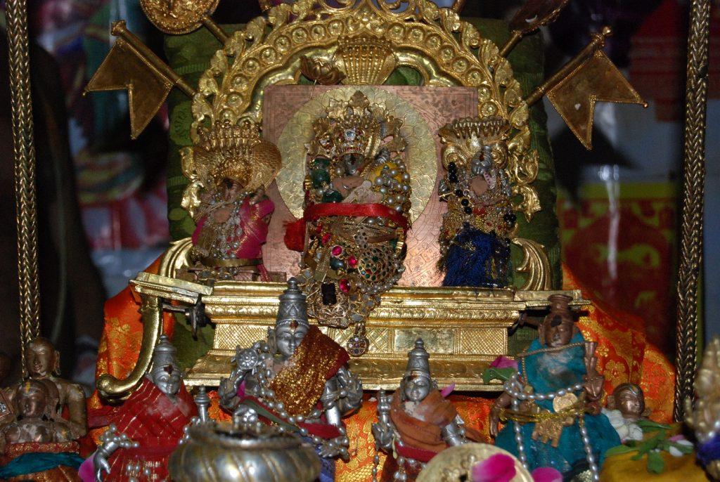 Hayagreeva Vigraha Jayanti is grand during shravan month