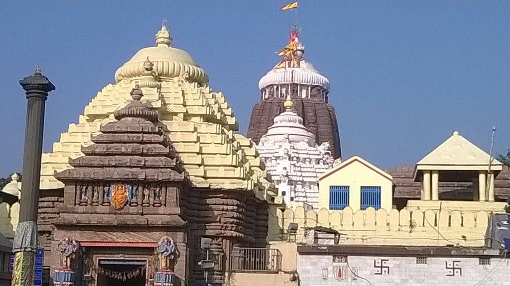Famous Jagannath Temple in Puri