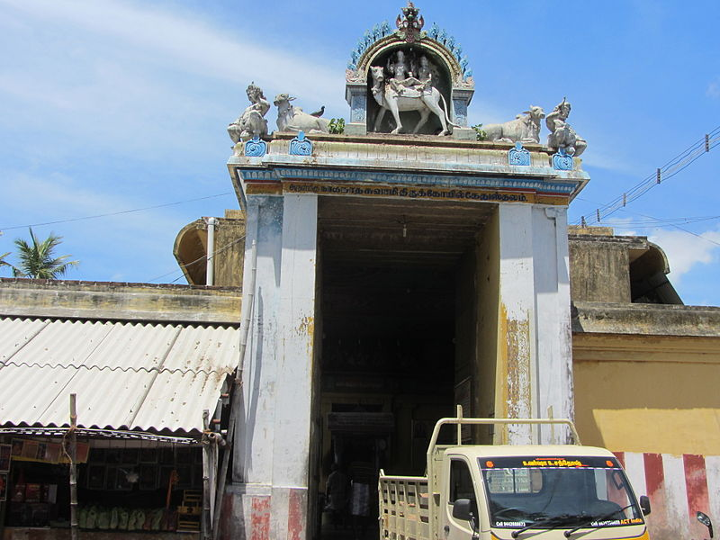 Kizhaperumpallam Temple