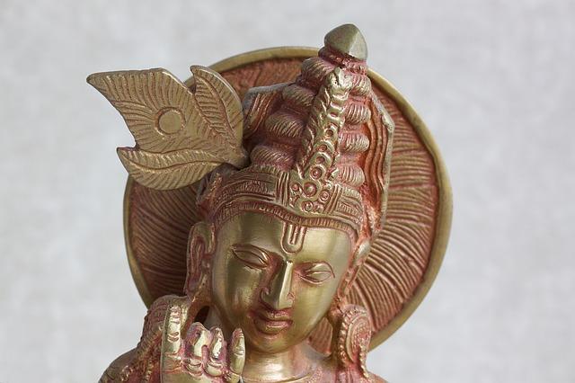 Krishna Janmashtami - Krishna idol