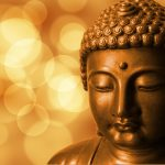 Close up Image of Lord Buddha