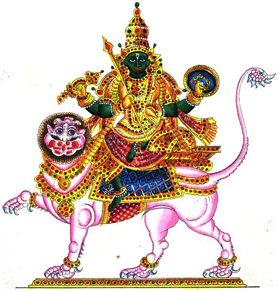 Rahu, one cause of Kala Saroa Dosha