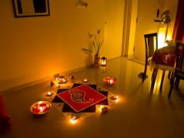 Rangoli and Lamps On Gudi Padwa fetival