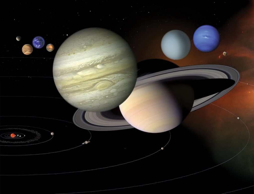Saturn and Jupiter - Astrology in career