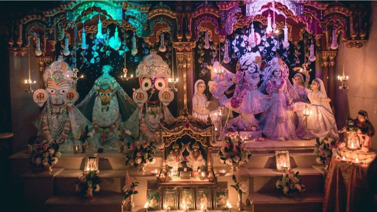 Sharad Purnima Celebration in Asvina