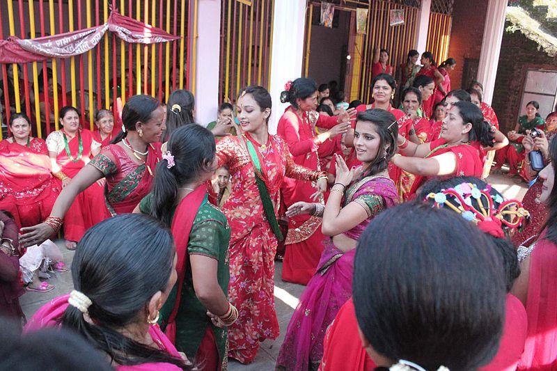 Teej - Monsoon Festivals