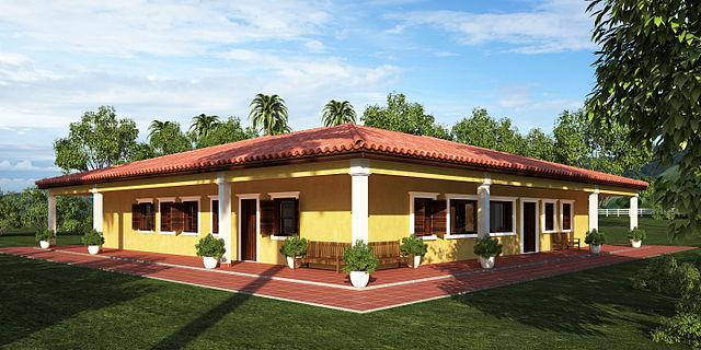 House According to Vastu Guidelines