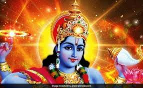 Worship Lord Vishnu on Ekadashi