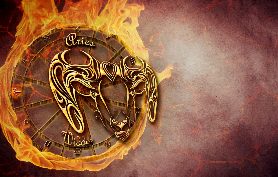 Mesha or Aries is a fire sign in astrology.