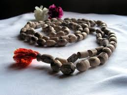 Prayer Beads to count mantra and sloka repetitions.