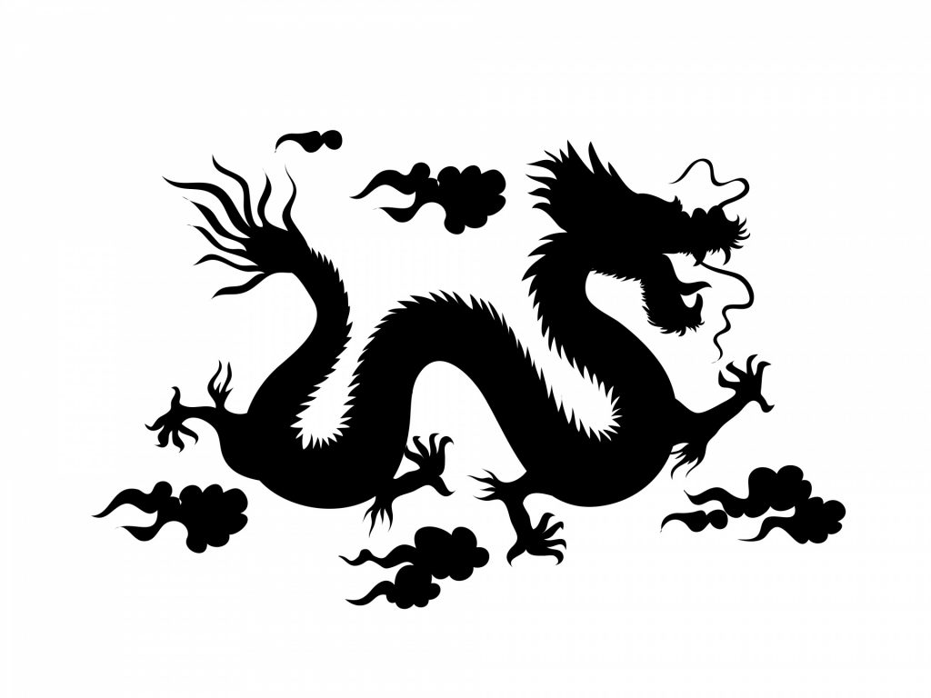 Chinese Dragon - Astrology in Buddhism