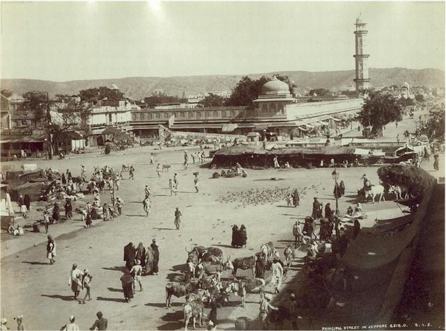 Jaipur in 1875