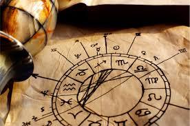 Jewish Astrology Birth Chart from 18th century