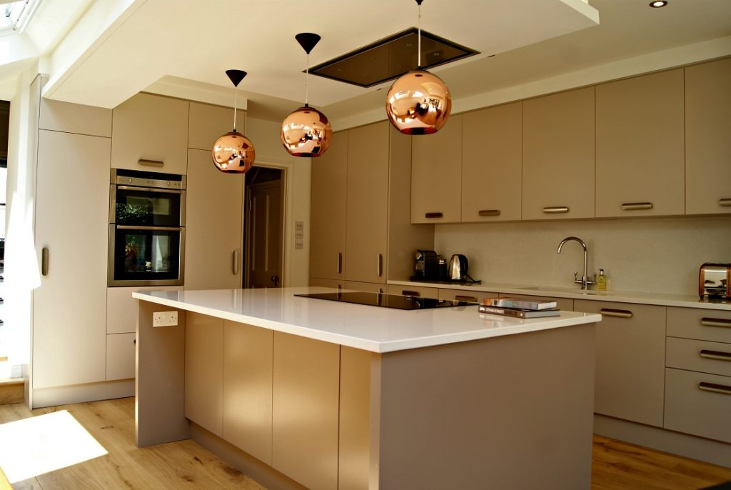 Kitchen with Ample Lighting (vastu kitchen)