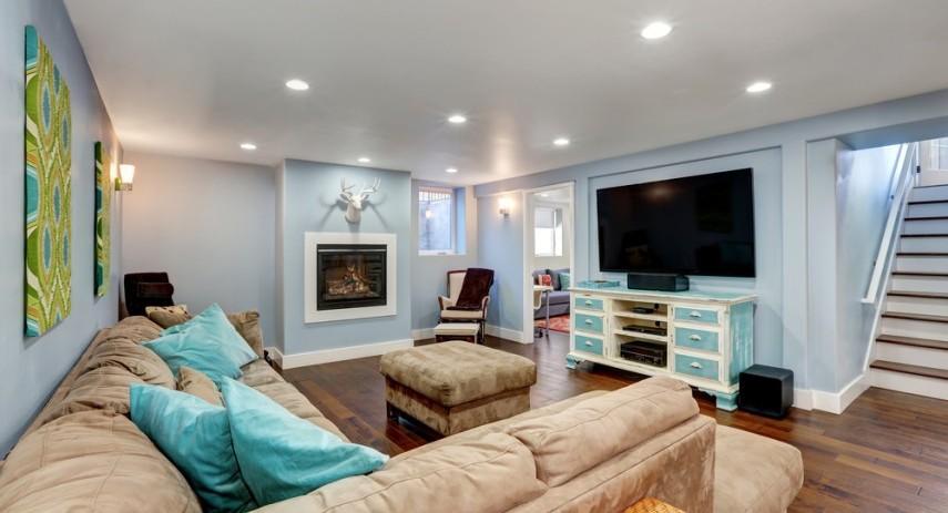 Vastu compliant living room