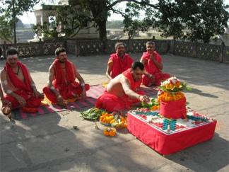 Pooja By Priests