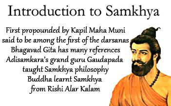 Foundation of Sankhya Philosophy