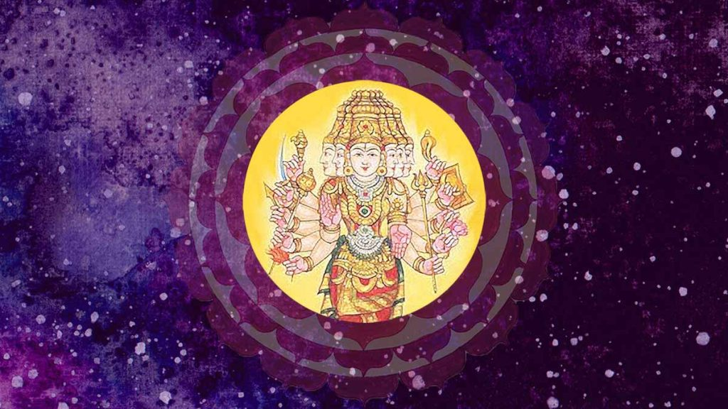Goddess Jwalamalini is the god of chaturdashi tithi