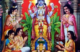 Worship Lord Vishnu to reduce the effects if negative Jupiter Mahadasha