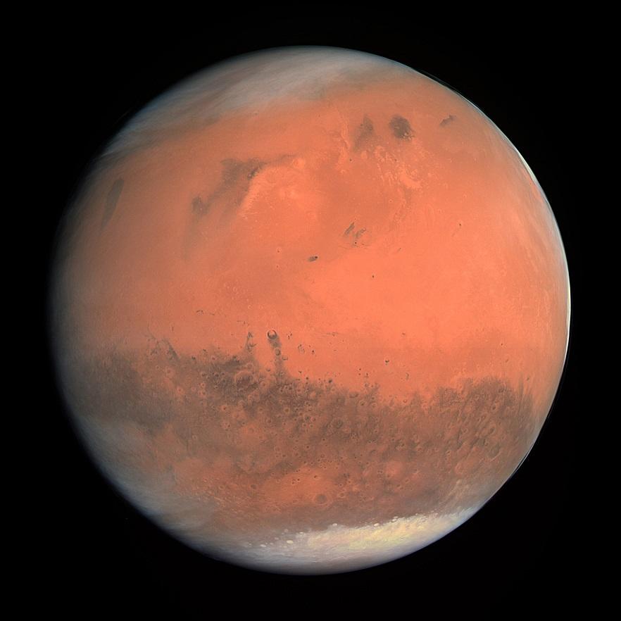 Mars Planet - Mars Mahadasha