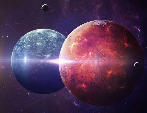 Mercury Mahadasha With Mars Antardasha