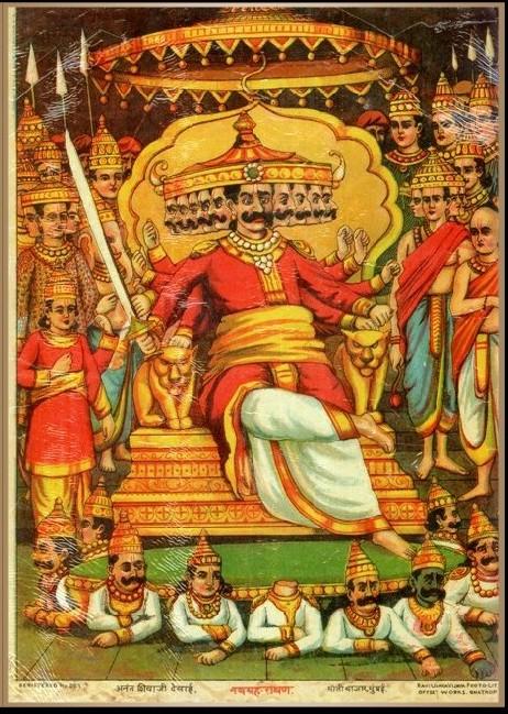 Ravan In Lanka