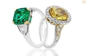 Wear Green Emarald and Yellow Sapphire