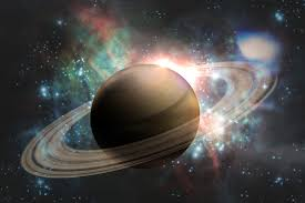Saturn or Shani