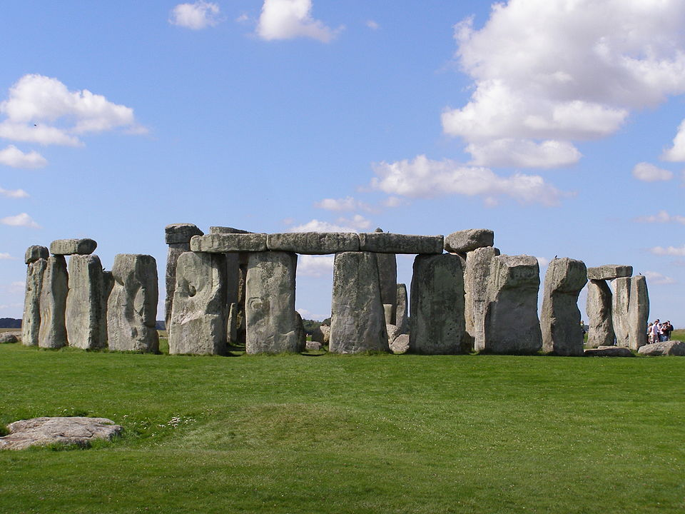 Ancient Astronomical Calendar - Stonehenge In UK