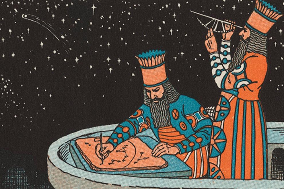Babylonian Astrologers