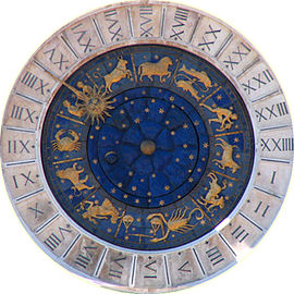 Ancient Representation Of The Zodiac