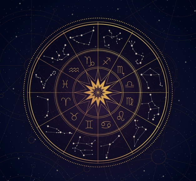 The Zodiac wheel