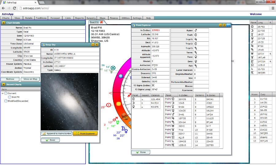 Deep Sky Explorer Software