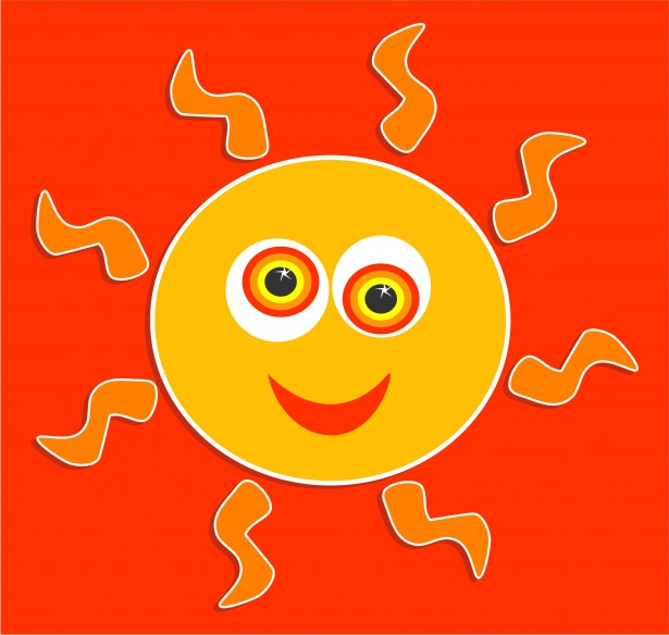 Sun Is Happy In The Ninth House