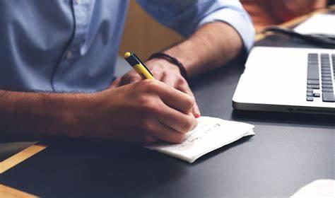 Write Down Things Or Make Hard Copies