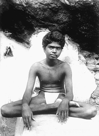 The Young Ramana Maharishi