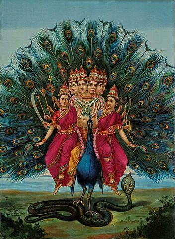 Kartikeya aka Muruga