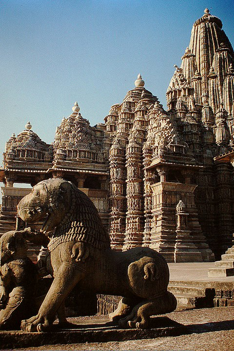 The Kandariya Mahadeo Temple