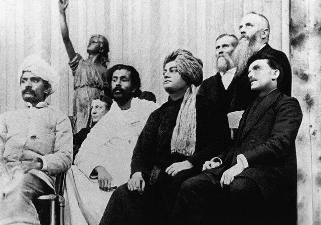 Swami Vivekananda at the World Parliament of Religions