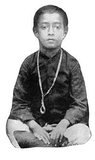 Paramahansa Yogananda  As A Child